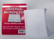 Microfilter Universal