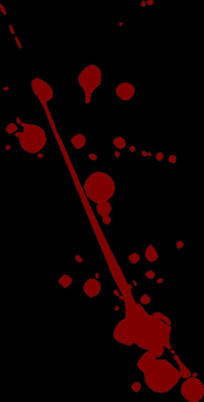 fläckar blod ta bort